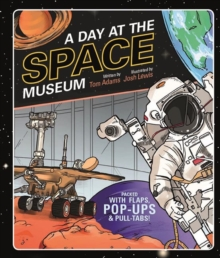 A Day at the Space Museum, Hardback Book