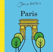 Jane Foster's Paris, Hardback Book