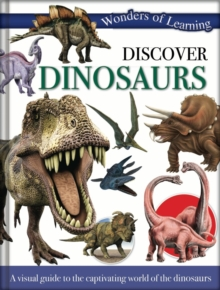 Wonders of Learning: Discover Dinosaurs : Reference Omnibus, Hardback Book