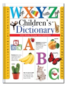Children's Dictionary, Hardback Book