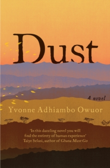 Dust, Paperback / softback Book