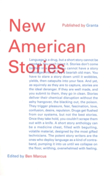 New American Stories, Paperback Book
