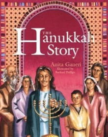 The Hanukkah Story, Paperback Book