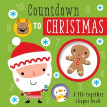 Countdown to Christmas, Board book Book