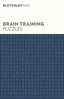 Bletchley Park Brain Training Puzzles, Paperback Book