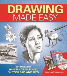 Drawing Made Easy, Hardback Book