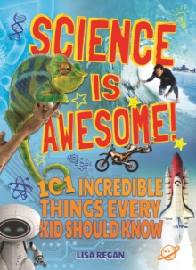 Science is Awesome!, Paperback Book