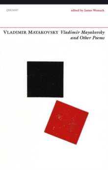 Vladimir Mayakovsky : And Other Poems, Paperback Book