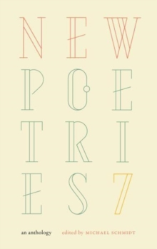 New Poetries VII : An Anthology, Paperback / softback Book
