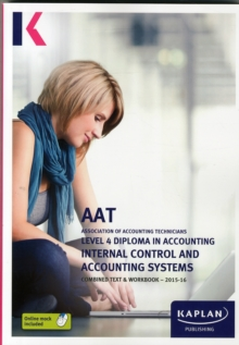 Internal Controls and Accounting Systems, Paperback / softback Book