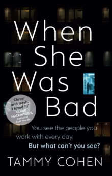 When She Was Bad, Paperback Book