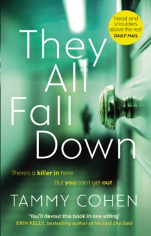 They All Fall Down, Paperback Book