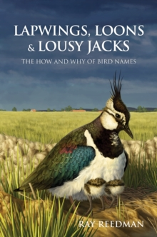 Lapwings, Loons and Lousy Jacks : The How and Why of Bird Names, Hardback Book