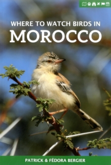 Where to Watch Birds in Morocco, Paperback / softback Book