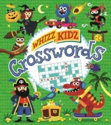 Whizz Kidz Crosswords, Paperback Book