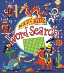 Whizz Kidz Word Search, Paperback Book