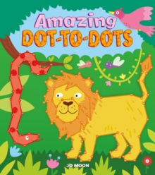 Amazing Dot to Dots, Paperback Book