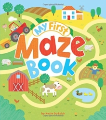 My First Maze Book, Paperback Book