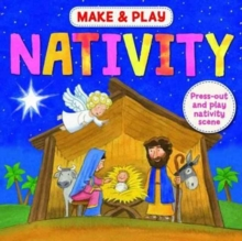 Make & Play Nativity, Paperback Book