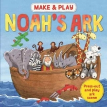 Make & Play Noah's Ark, Hardback Book