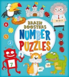 Brain Boosters: Number Puzzles, Paperback / softback Book