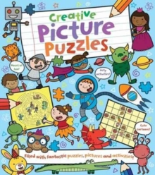 Creative Picture Puzzles, Paperback / softback Book