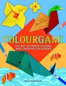 Colourgami, Paperback Book