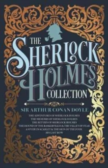 The Sherlock Holmes Collection, Hardback Book