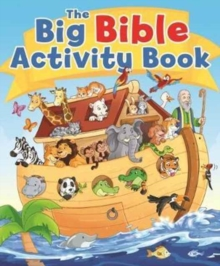 The Big Bible Activity Book, Paperback Book