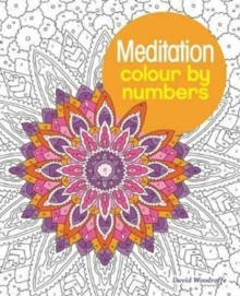 Meditation Colour by Numbers, Paperback Book