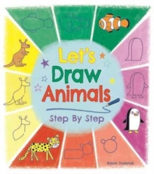 Let's Draw Animals Step by Step, Paperback / softback Book