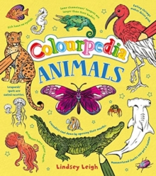Colourpedia: Animals, Paperback Book