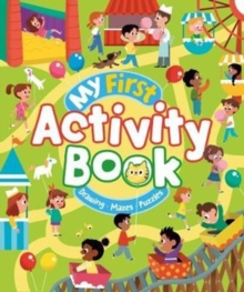 My First Activity Book, Paperback / softback Book