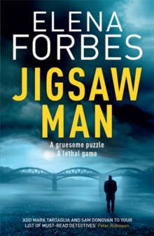 Jigsaw Man, Paperback Book