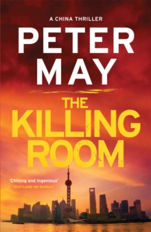 The Killing Room : China Thriller 3, Paperback Book