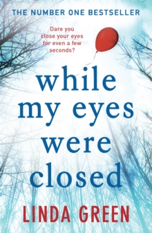 While My Eyes Were Closed, Paperback Book