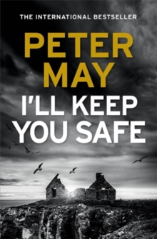 I'll Keep You Safe, Hardback Book