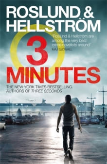 Three Minutes : Ewert Grens 6, Hardback Book