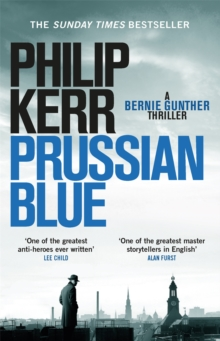 Prussian Blue : Bernie Gunther Thriller 12, Paperback Book
