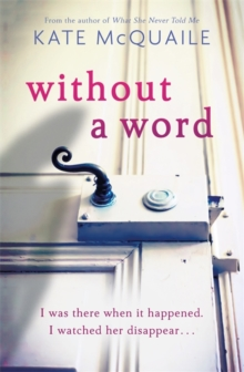 Without a Word, Paperback / softback Book