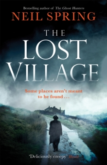 The Lost Village : A Haunting Page-Turner With A Twist You'll Never See Coming!, Paperback Book