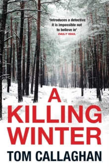 A Killing Winter : An Inspector Akyl Borubaev Thriller (1), Paperback Book