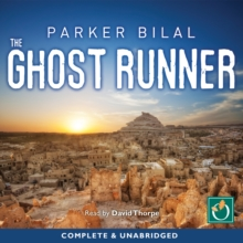 The Ghost Runner, eAudiobook MP3 eaudioBook