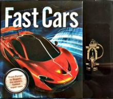 Fast Cars, Kit Book