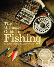 The Ultimate Guide to Fishing, Board book Book