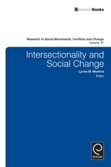 Intersectionality and Social Change, Hardback Book