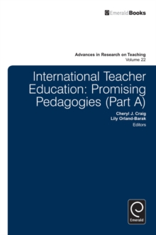 International Teacher Education : Promising Pedagogies, Hardback Book