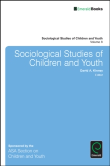 Sociological Studies of Children and Youth, Paperback Book