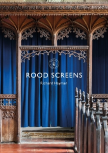 Rood Screens, Paperback / softback Book