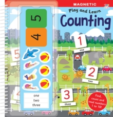 Counting, Spiral bound Book